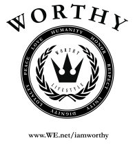 Worthy Mothers Day Logo